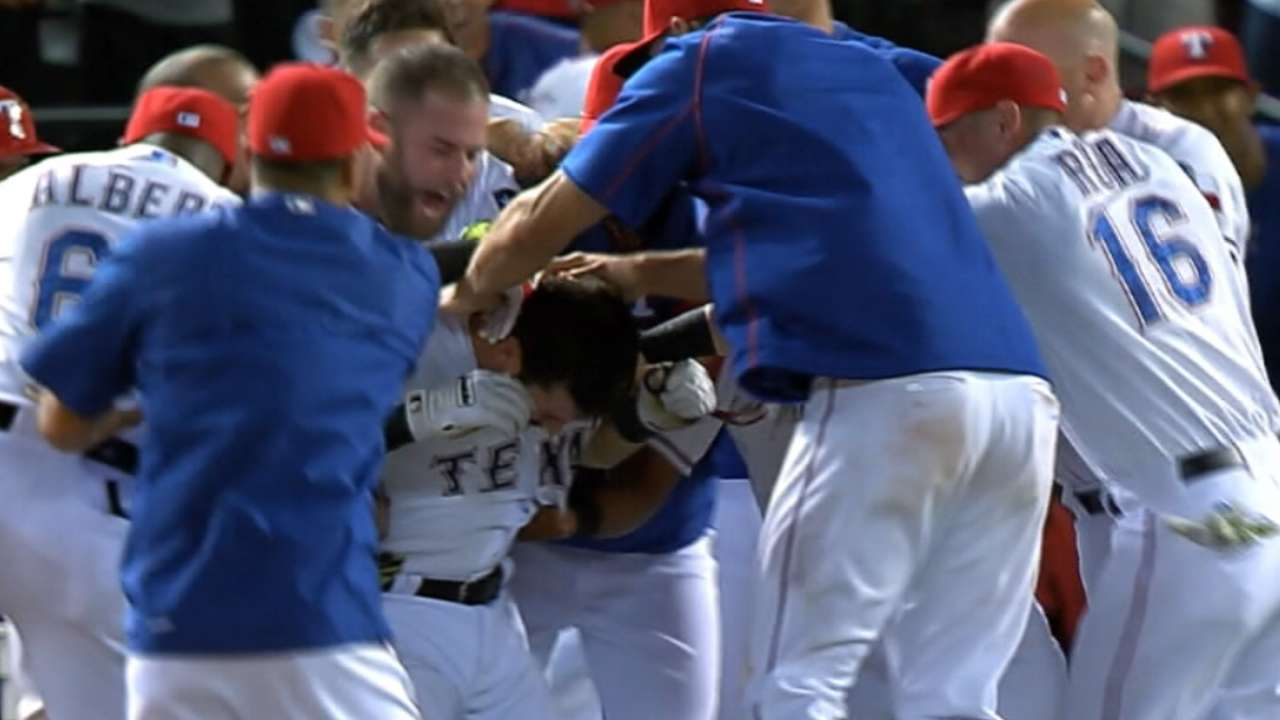 How They Got There: Rangers