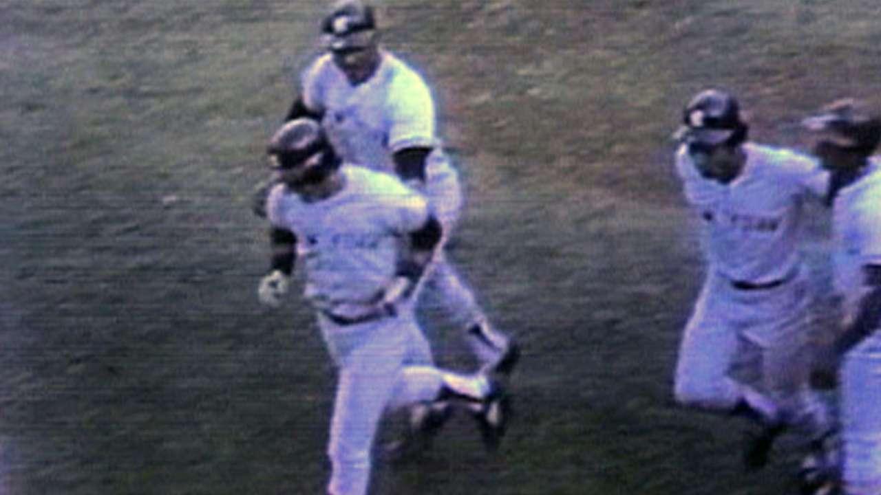 Bucky Dent's Home Run