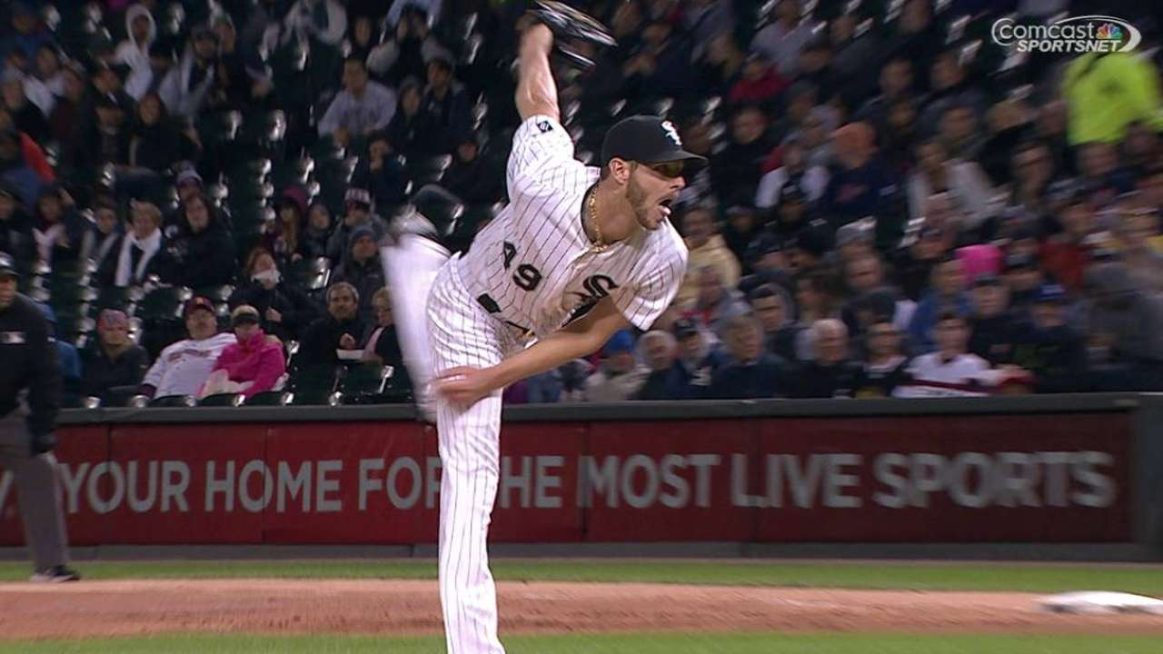 Sale sets record with 270 K's
