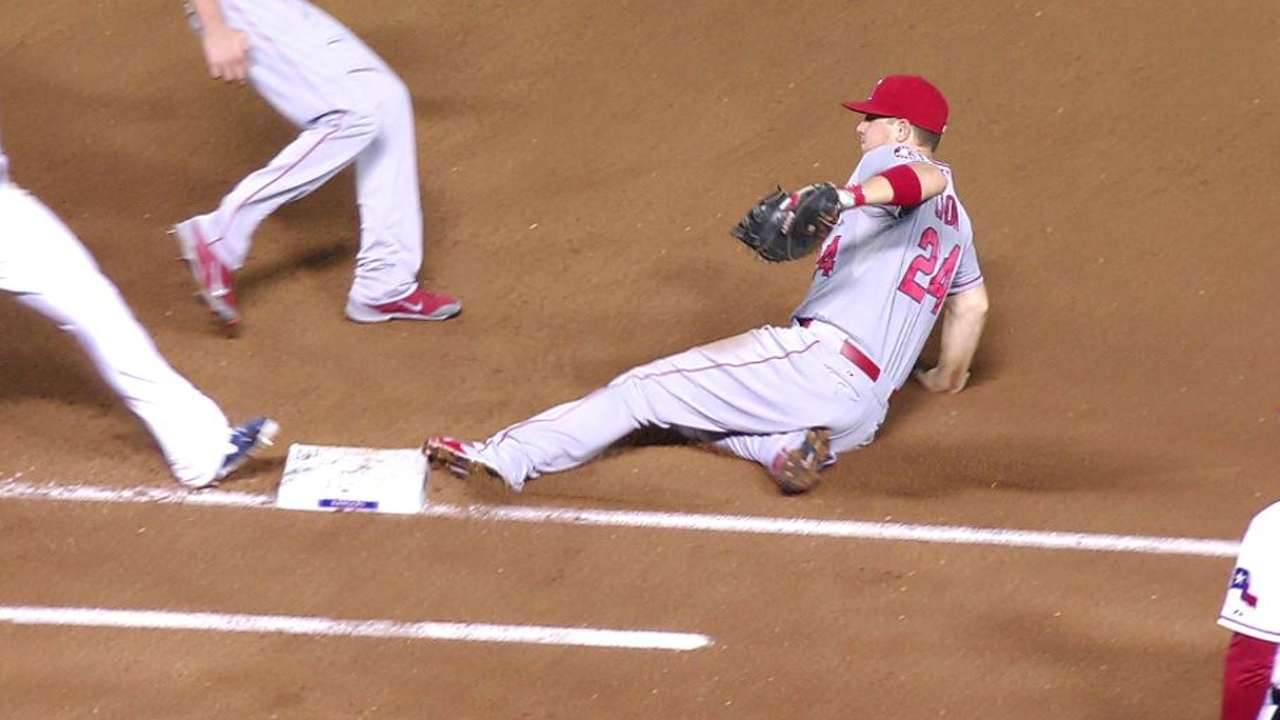 Cron throws out Andrus