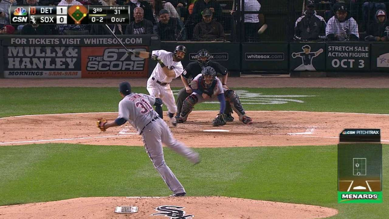 Eaton's two-run double