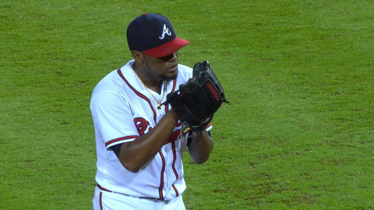 Braves record shutout as Cards rest up