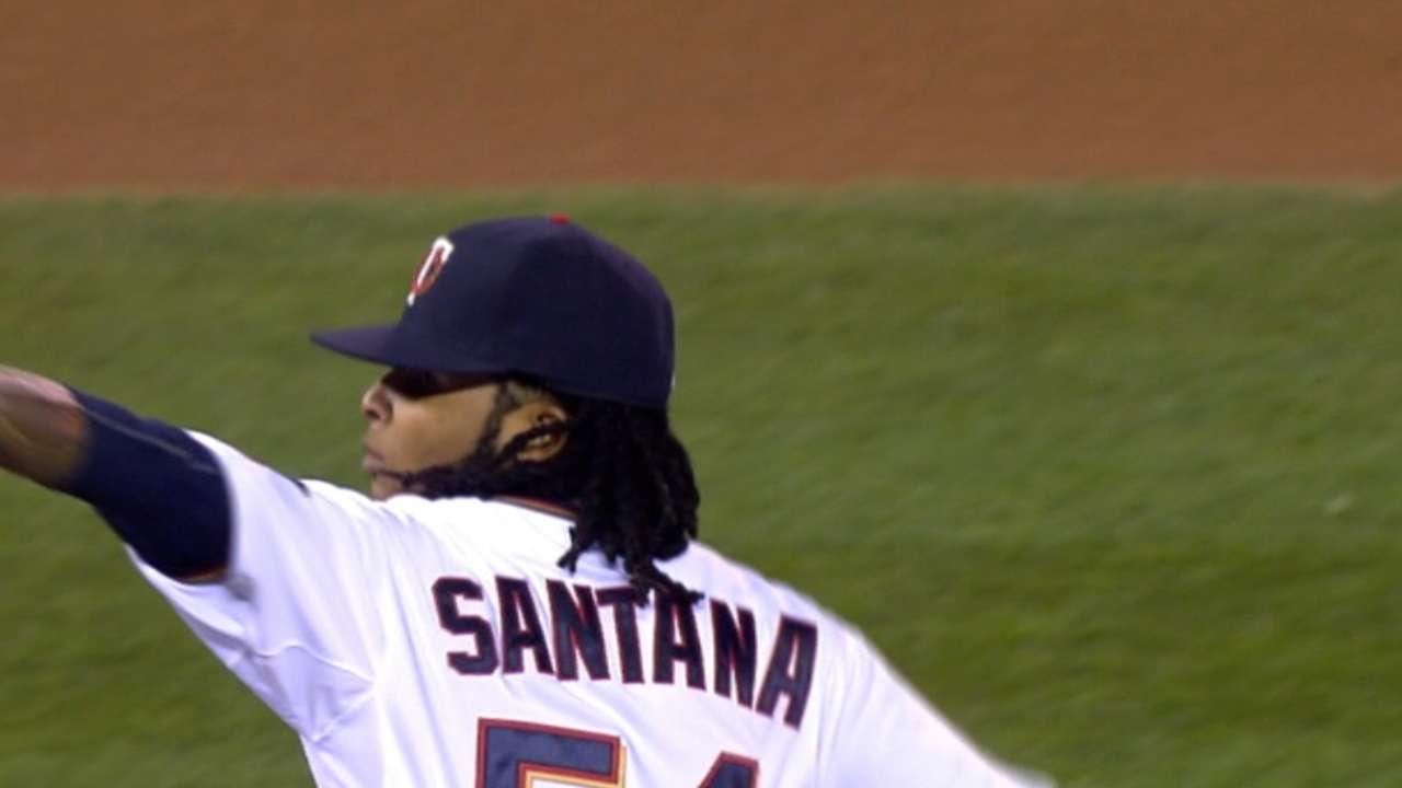 Santana hopes to replicate 2015 success over full year