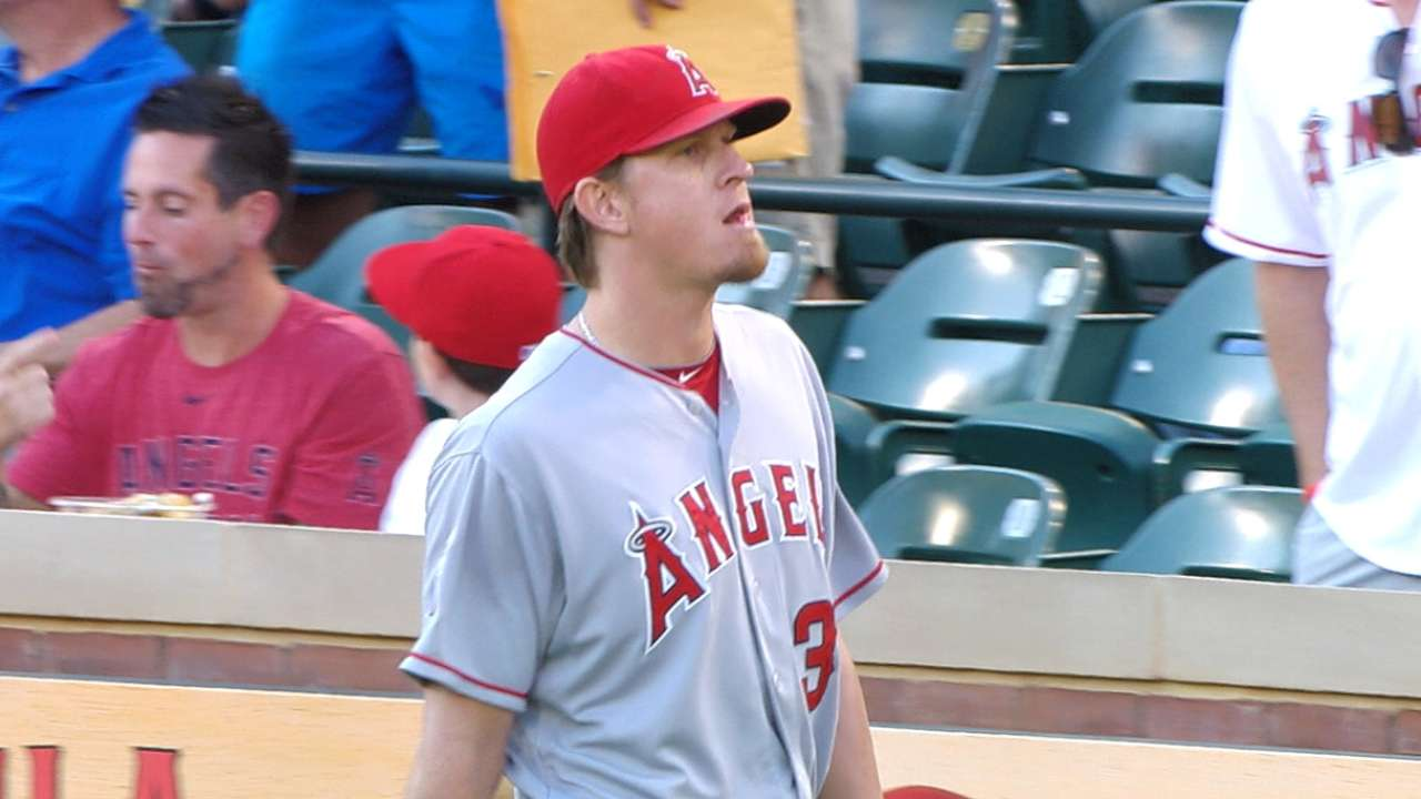 Weaver hopes to rebound from trying season