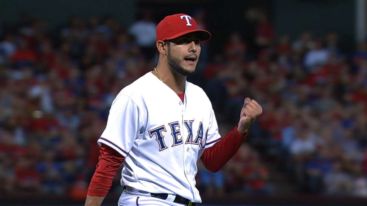 Rangers weighing roster, rotation options