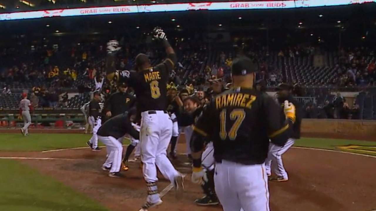 Bucs' focus on playing WC Game at PNC Park
