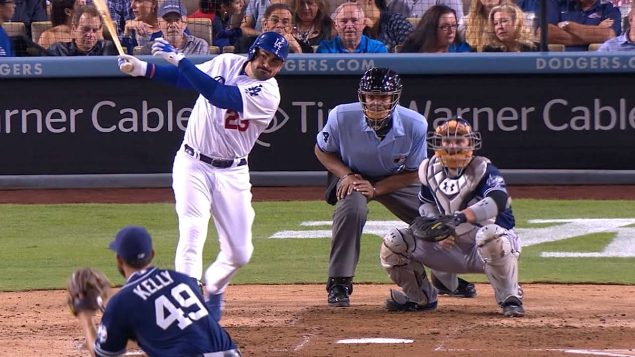 Dodgers help home-field chances with win