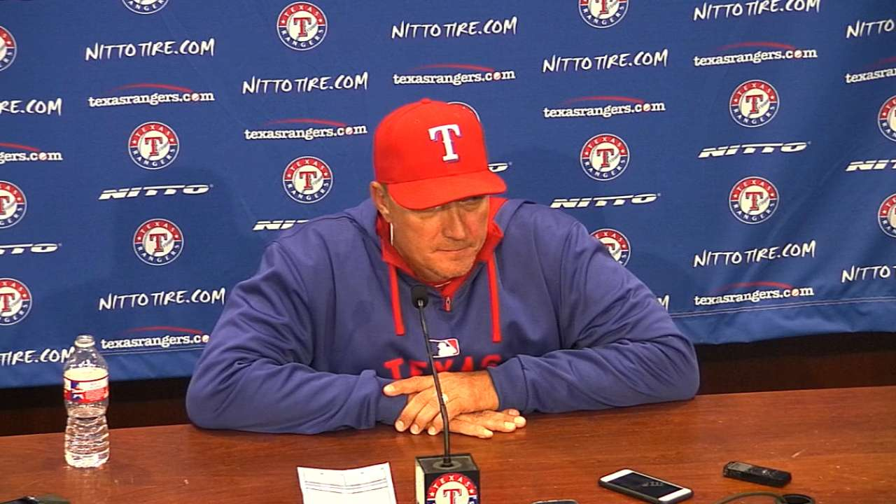 Rangers aim to 'play hard' with title in sight