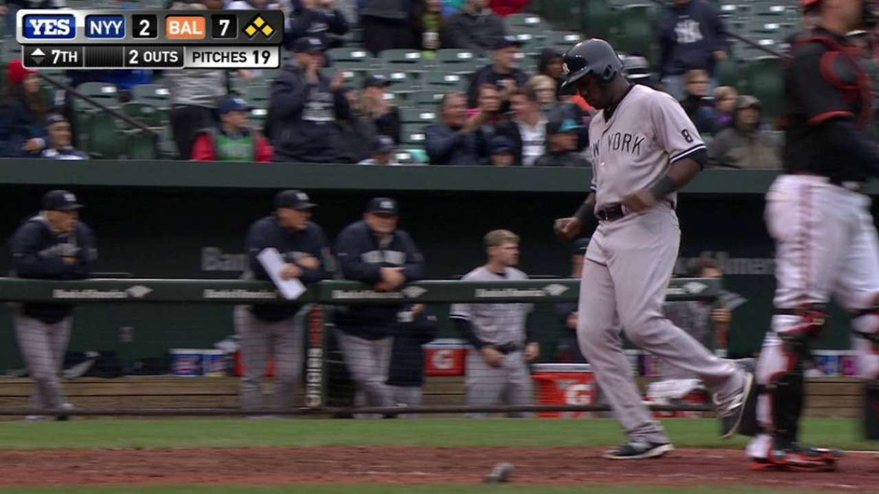 WC home field eludes Yankees in Game 1