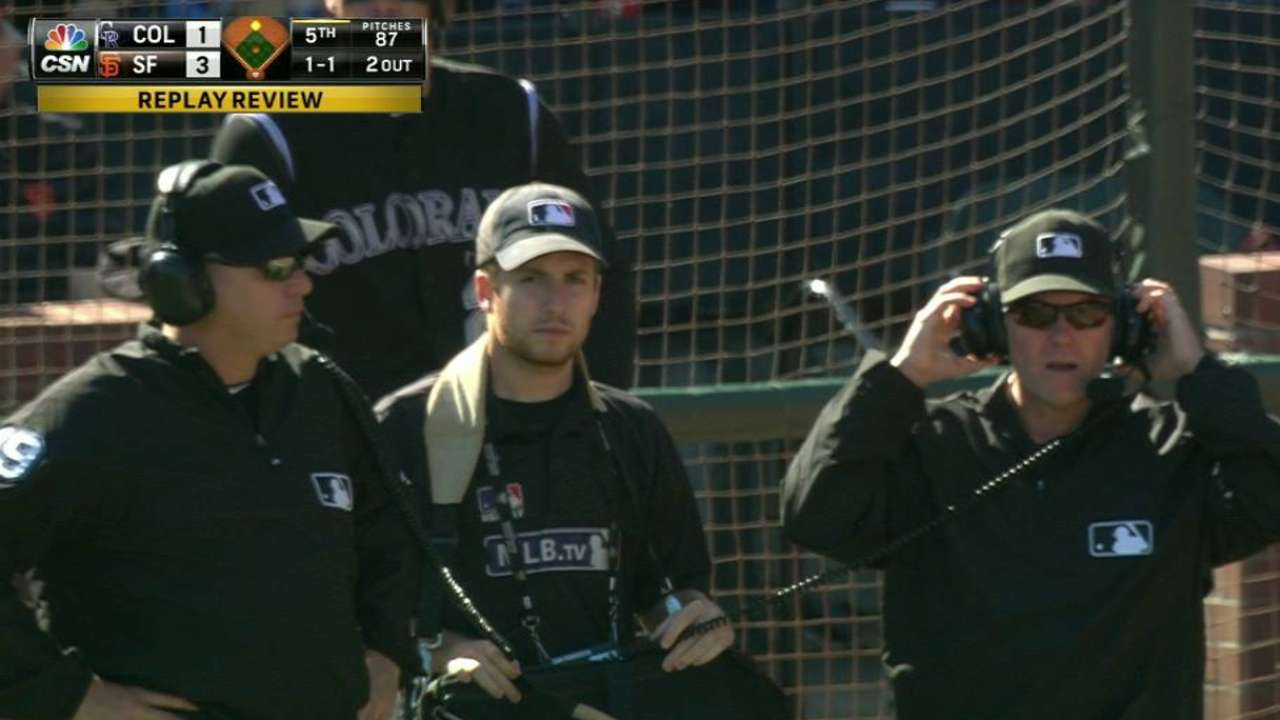 Peavy nabs Murphy at second base