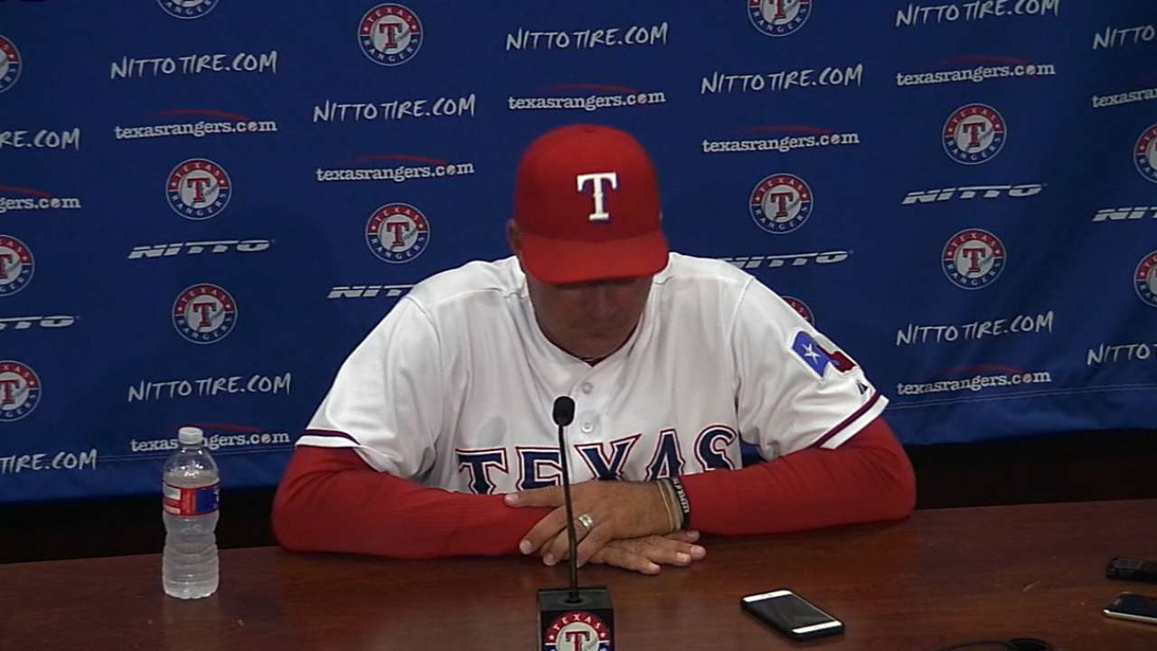 Rangers will be ready with title on the line