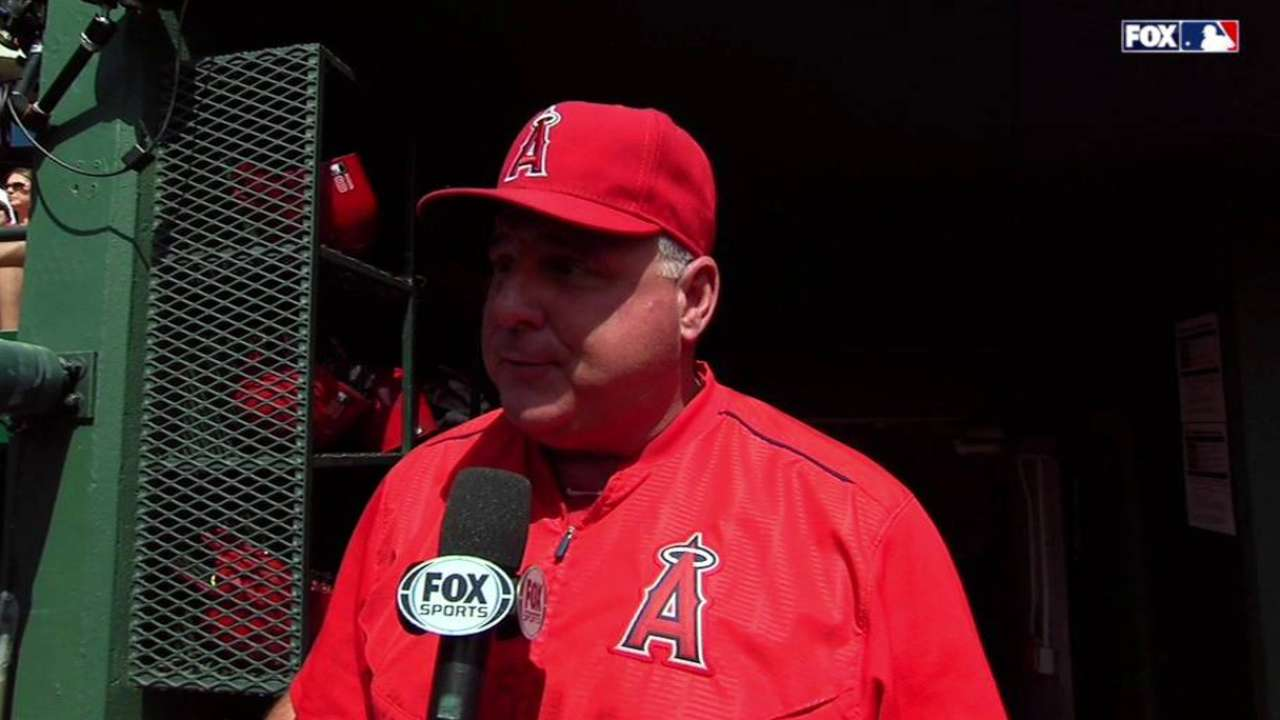 Win gives Angels some clarity, but not much