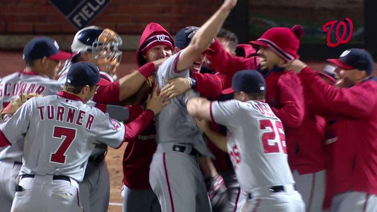 No-no encore: Scherzer tosses 2nd of 2015