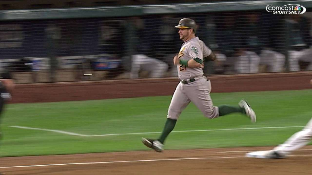 Vogt hustles for RBI