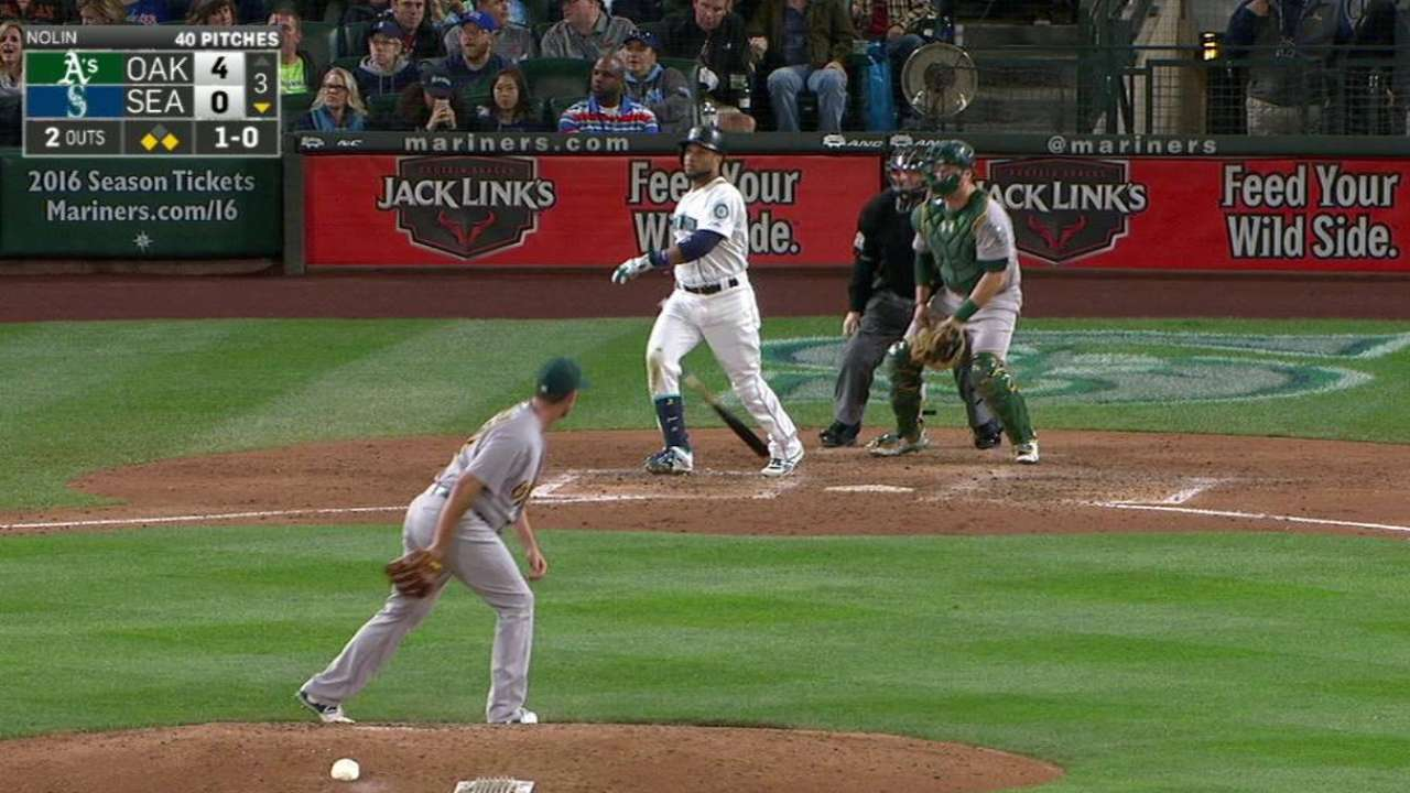 Cano's three-run dinger