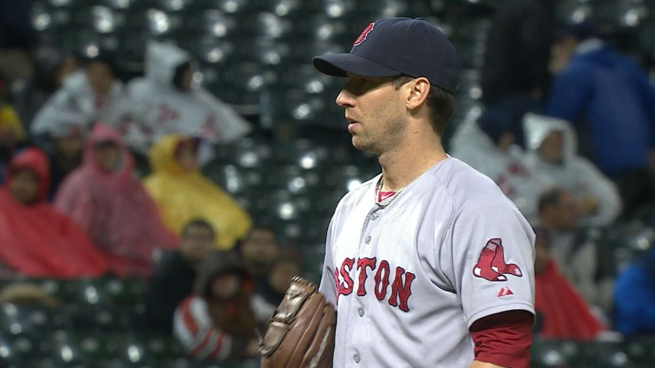 Breslow's strong outing