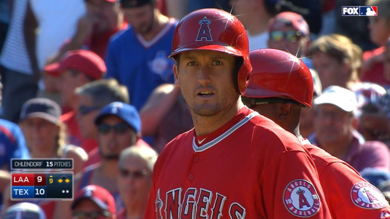 Angels facing decision with FA-to-be Freese