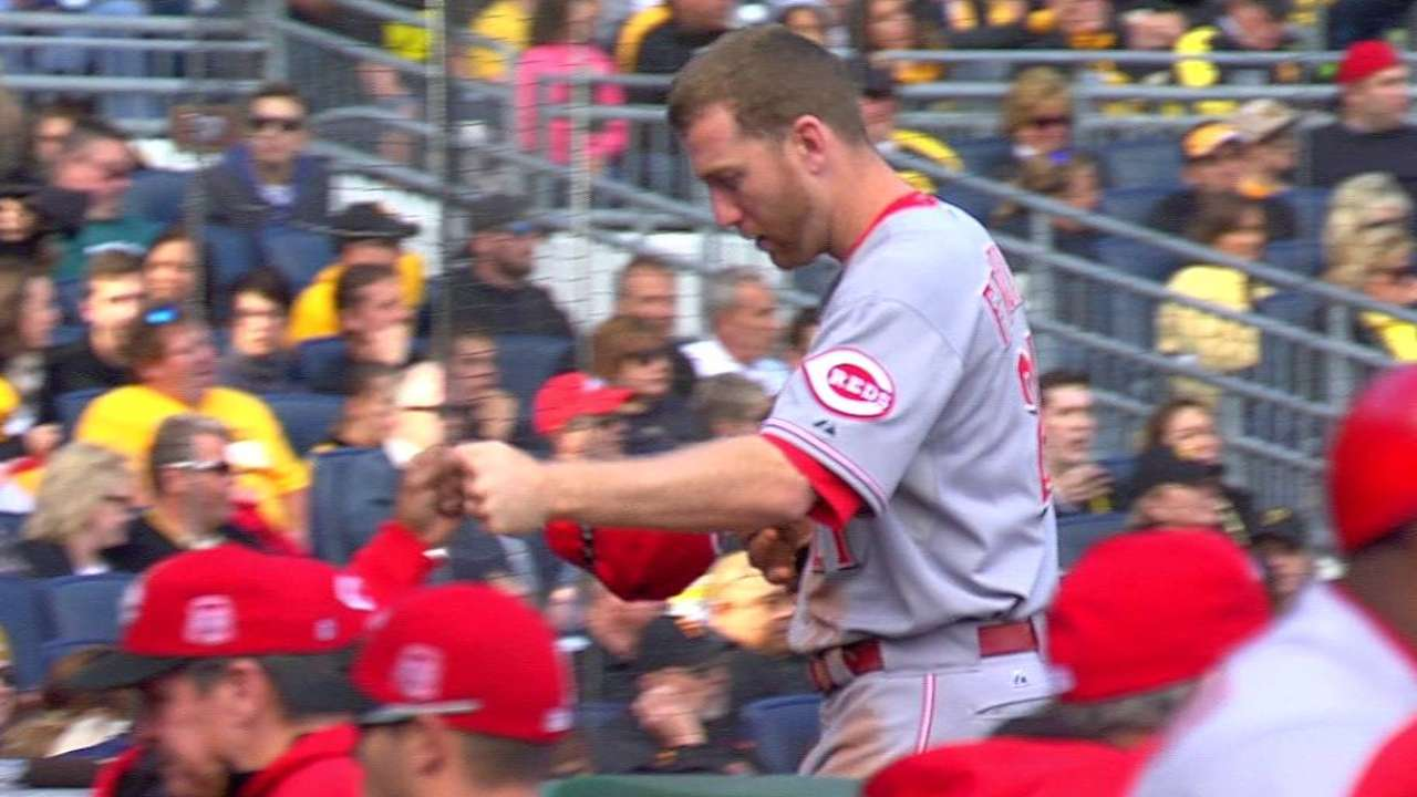 Reds unable to spoil Bucs' plans in Game 162