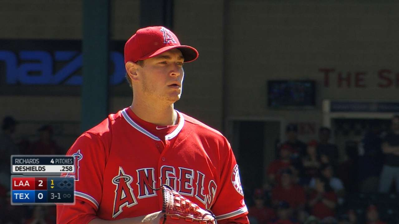 Trio of Angels files for salary arbitration
