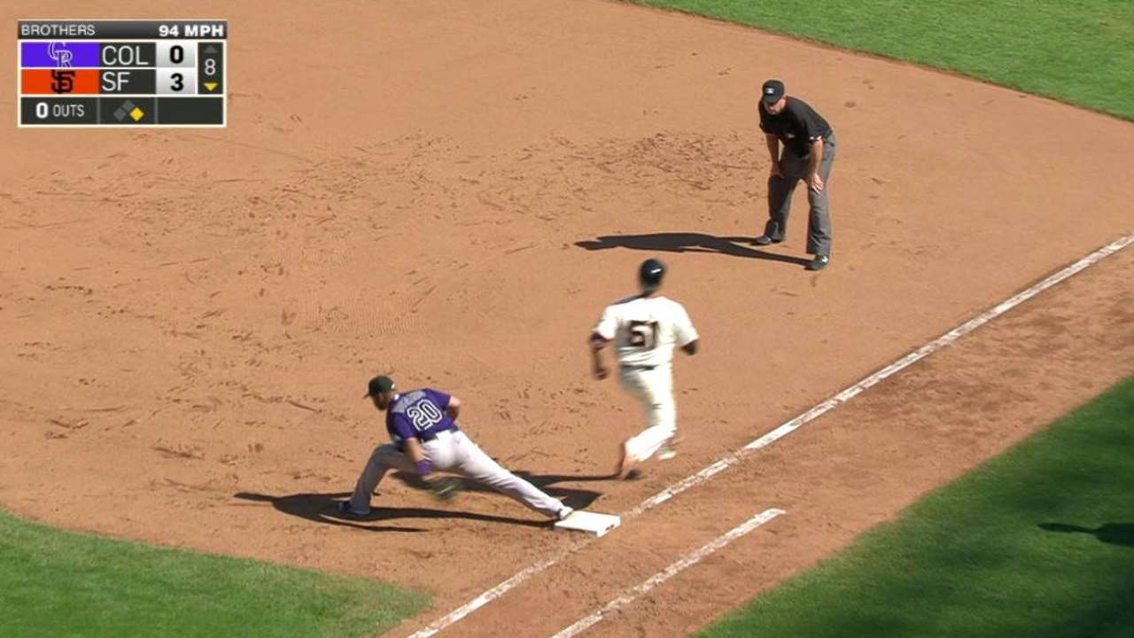 Rockies turn two after challenge