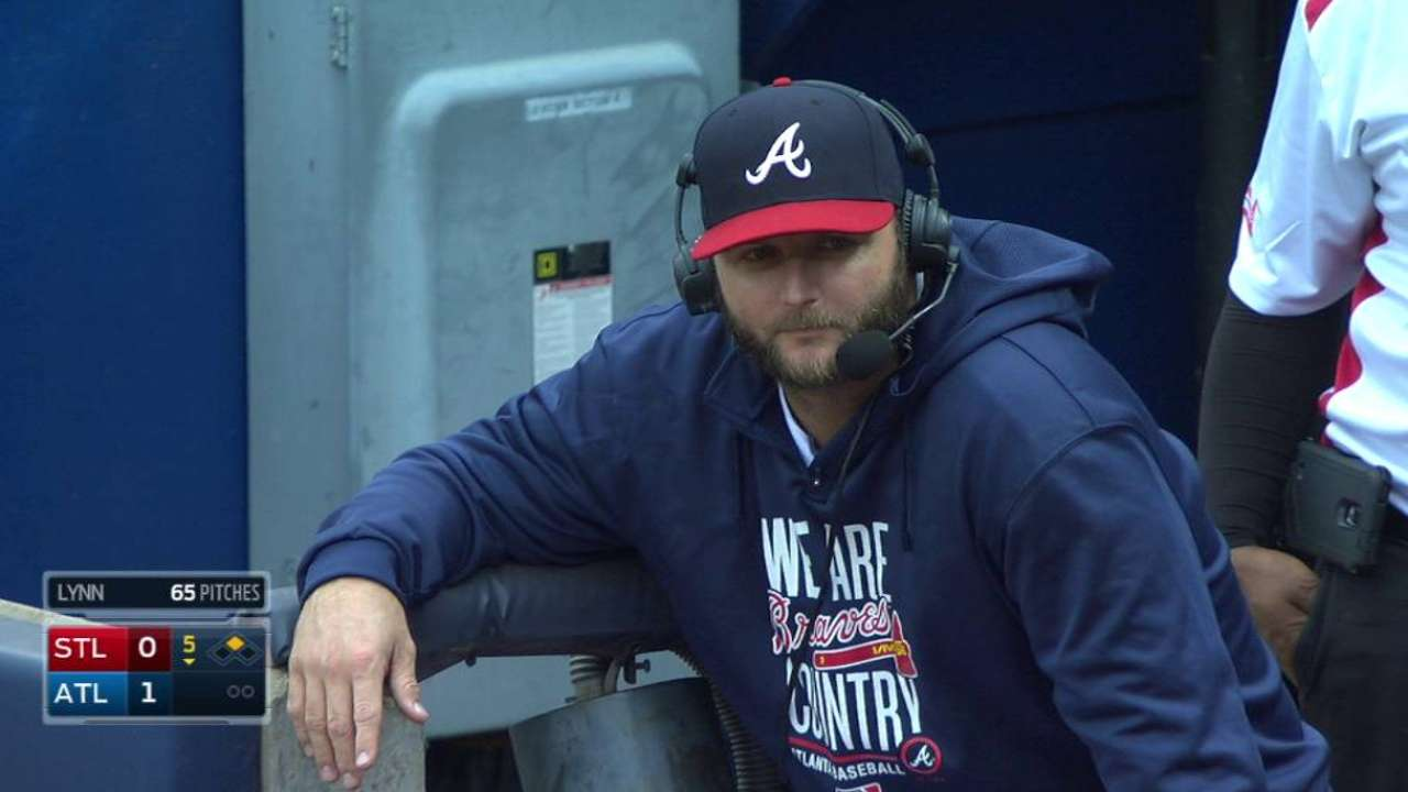 Braves fine-tune list of offseason needs