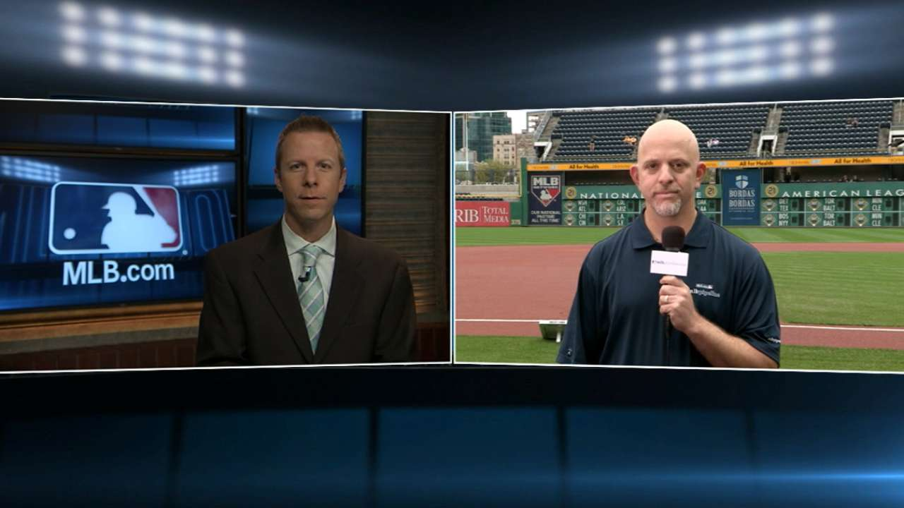 MLB.com's Tim McMaster and Jonathan Mayo discuss how the 2015 postseason teams were built