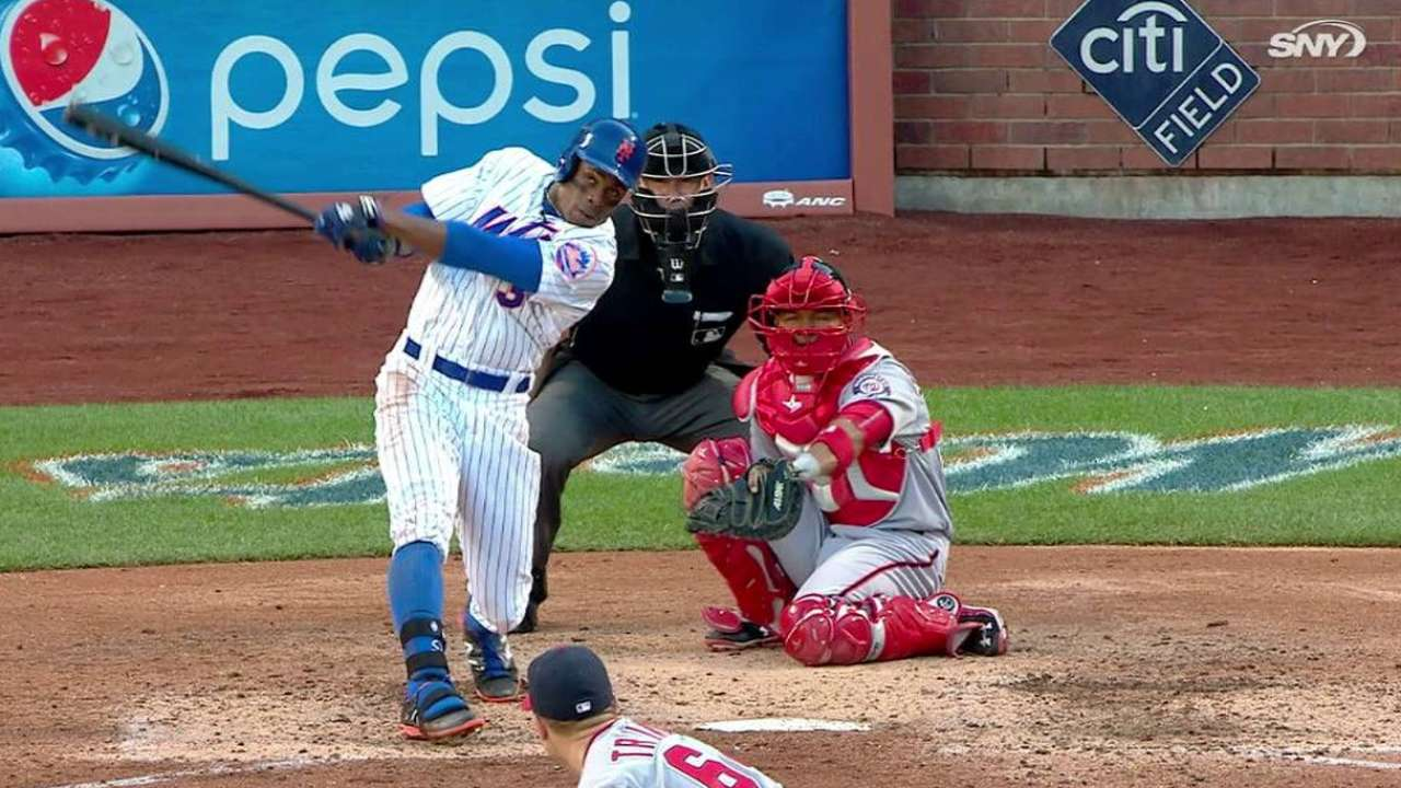 Grandy's late homer gets Mets to 90 wins