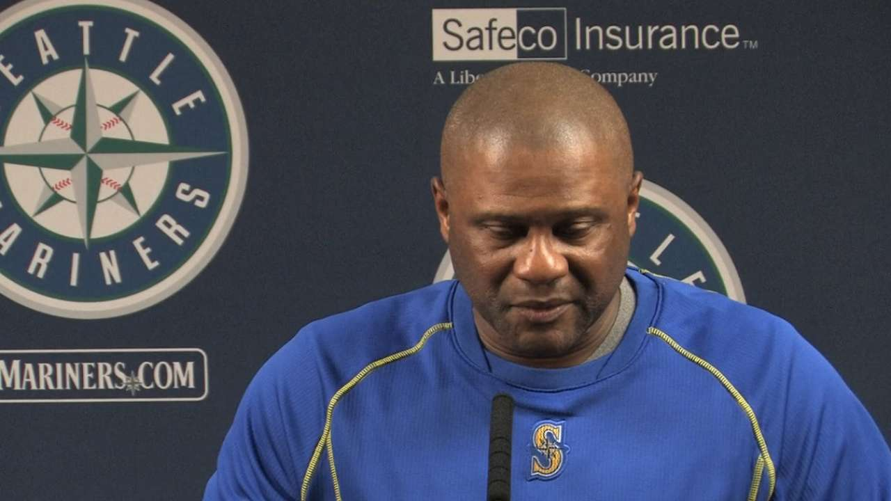 Mariners ready to pick themselves up, rebuild