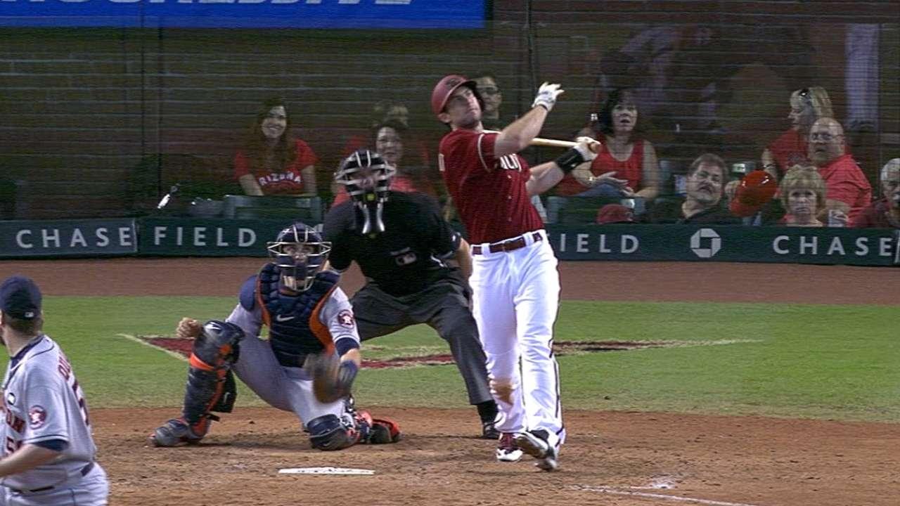 Goldschmidt's clutch home run