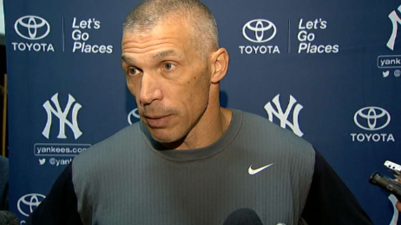 Girardi, Yanks on facing Astros