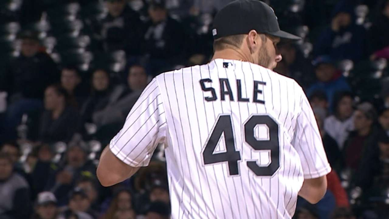 Milestones, trades among White Sox top moments of 2015