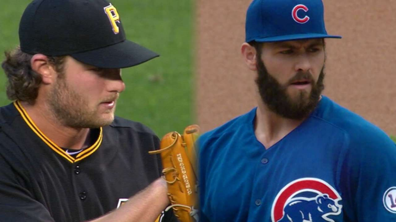 Arrieta, Cole open NL Wild Card