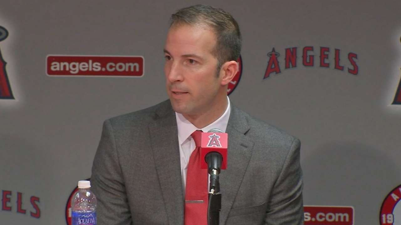 Angels tab Eppler as new GM