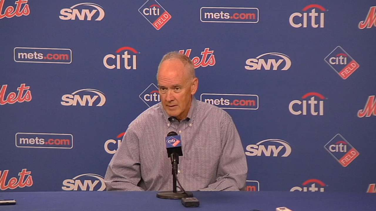 Johnson, Uribe trade turning point for Mets