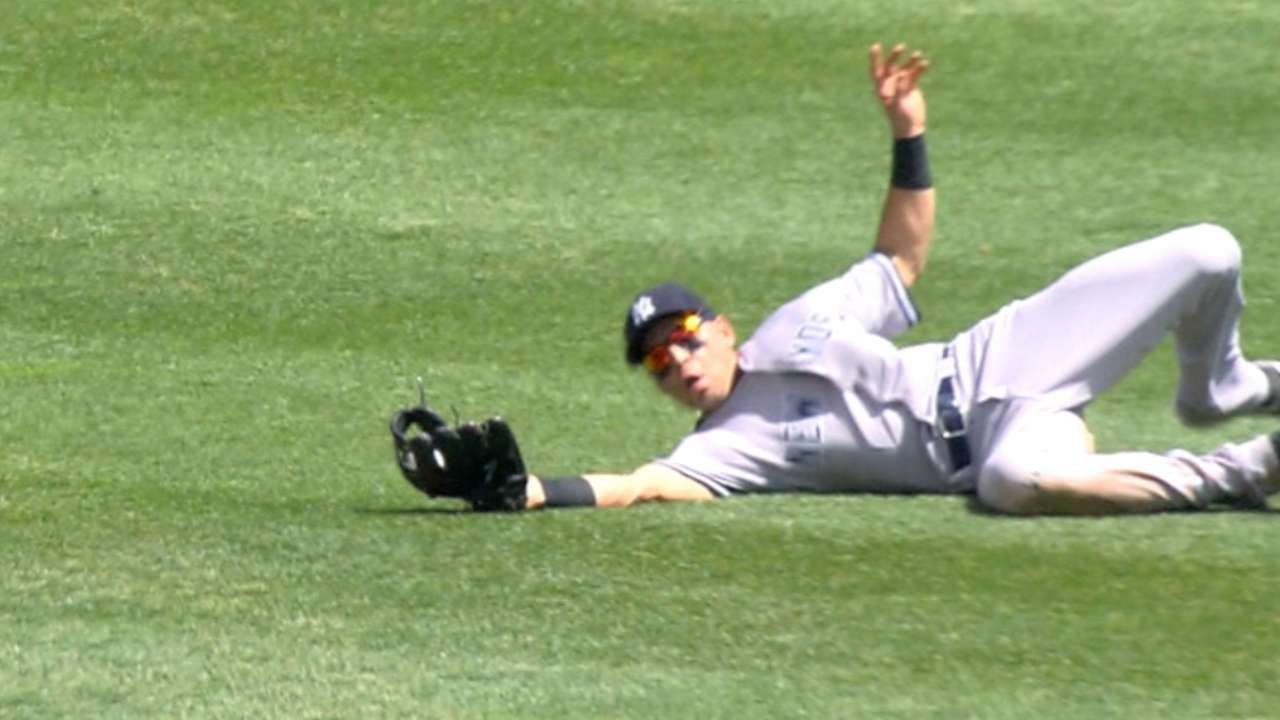 Decision to sit Ellsbury agonized Girardi
