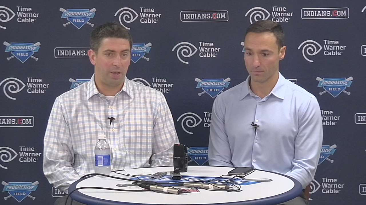 Highlights from Indians' front office Q&A