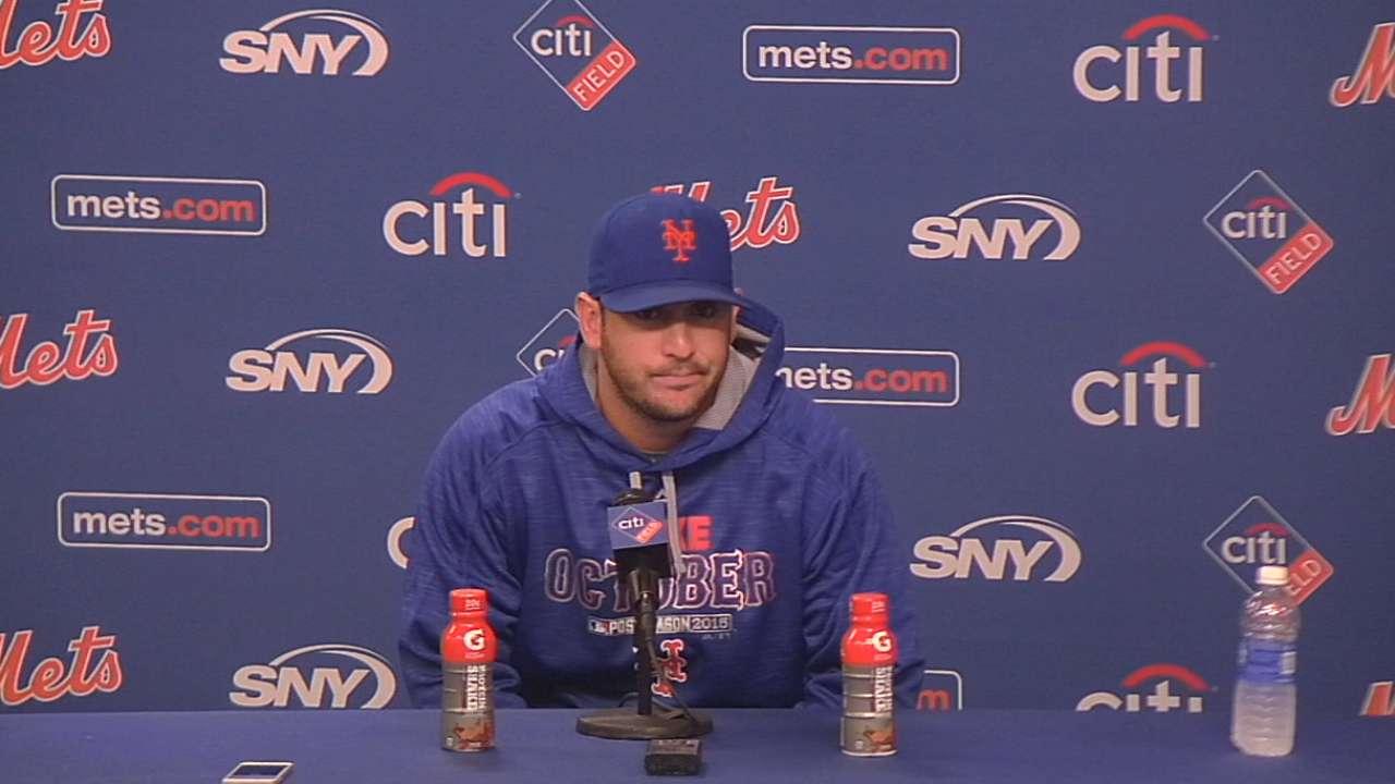 Collins: Harvey, Mets focused on task ahead