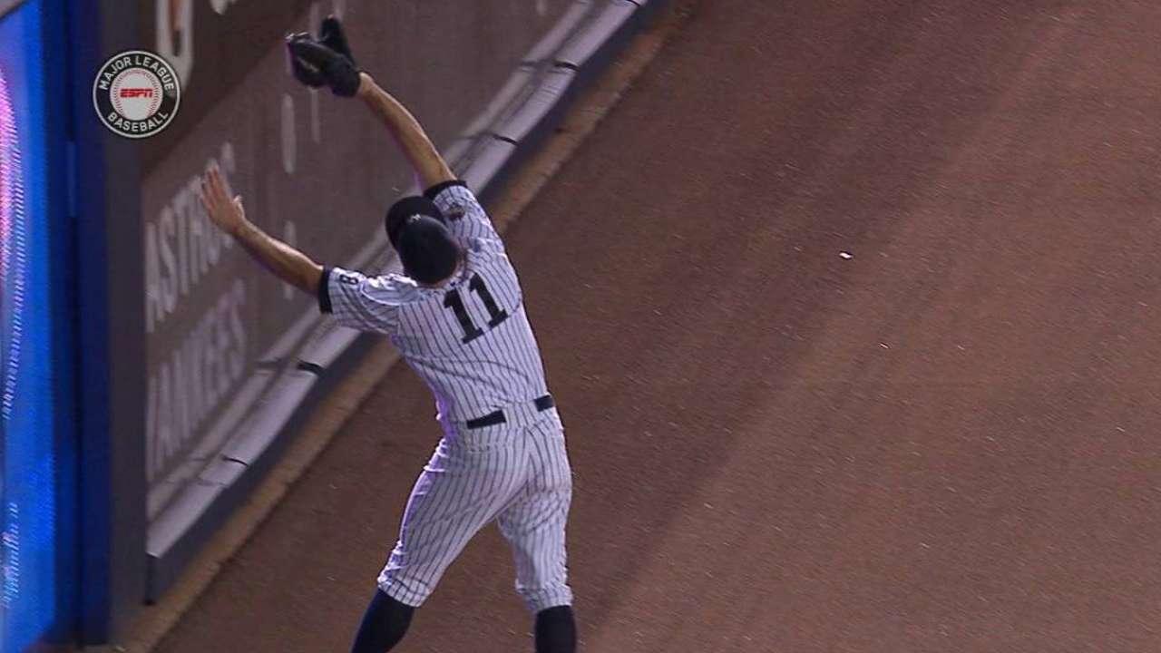 Yanks cautious as Gardner recovers from wrist injury