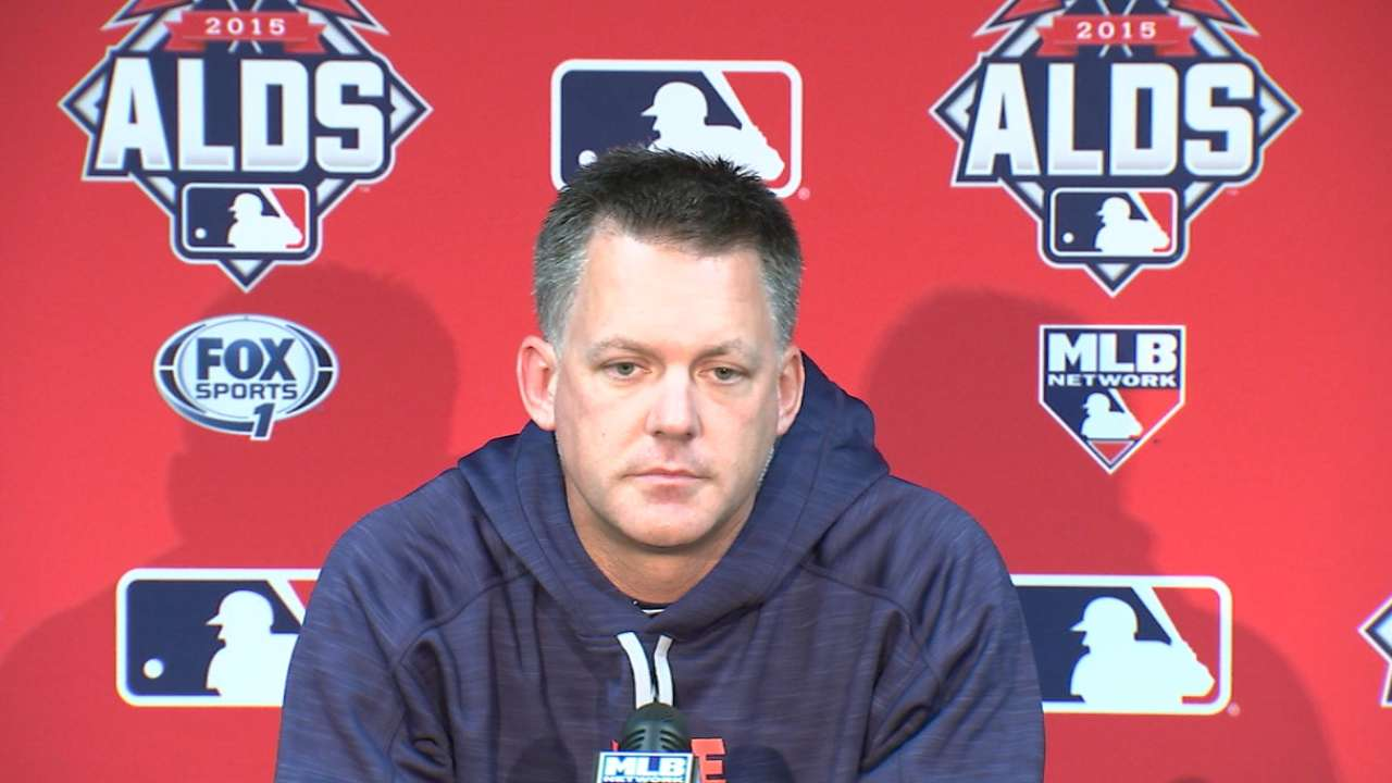 Hinch's calm demeanor has Astros rolling