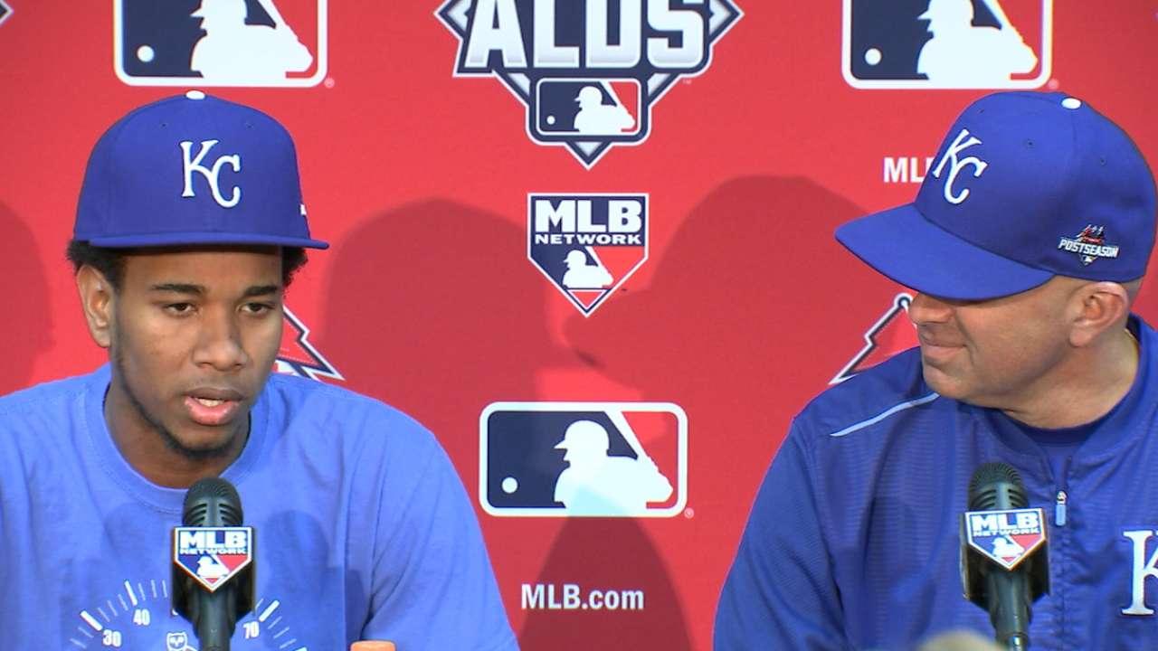 Ventura confident for rematch against Astros