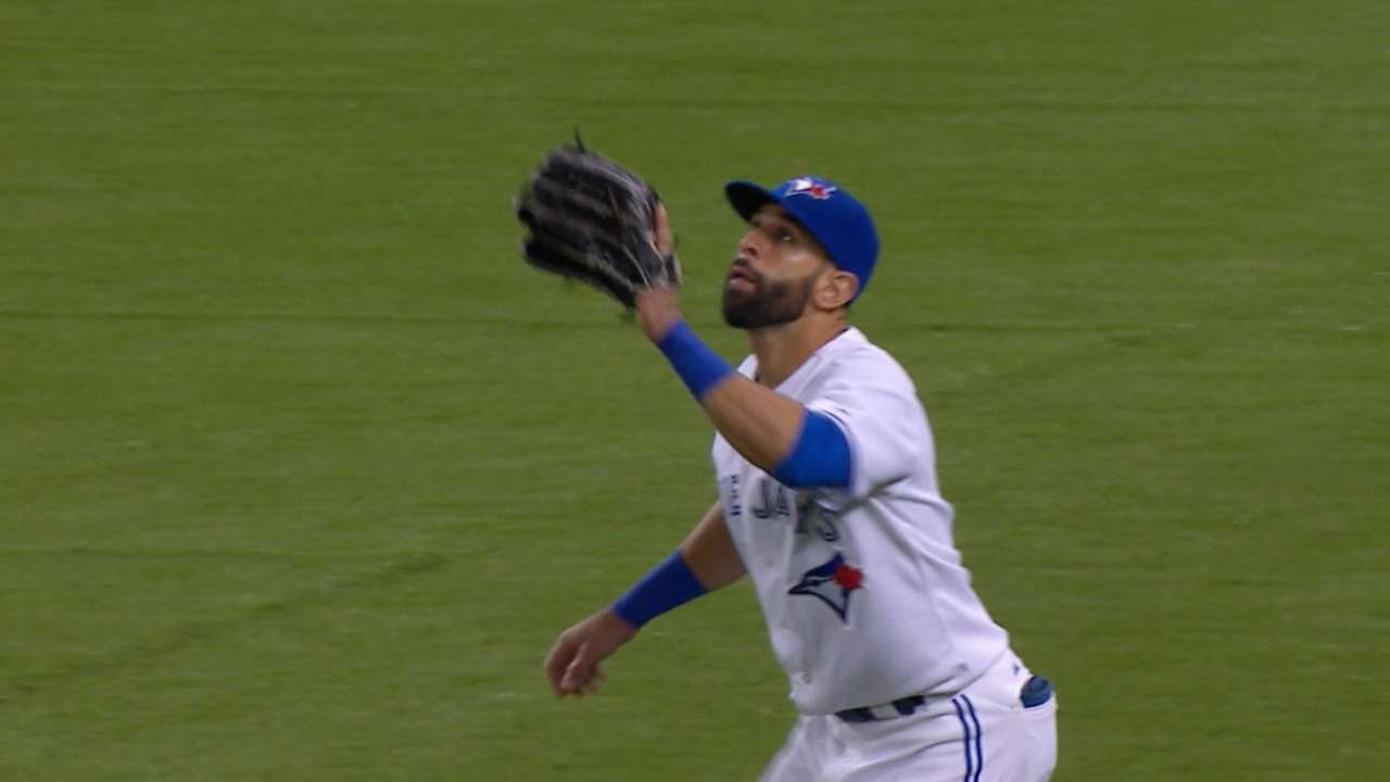 Best Play, Defense: Bautista