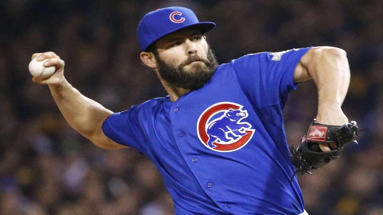 Arrieta on shutout, Cubs' win