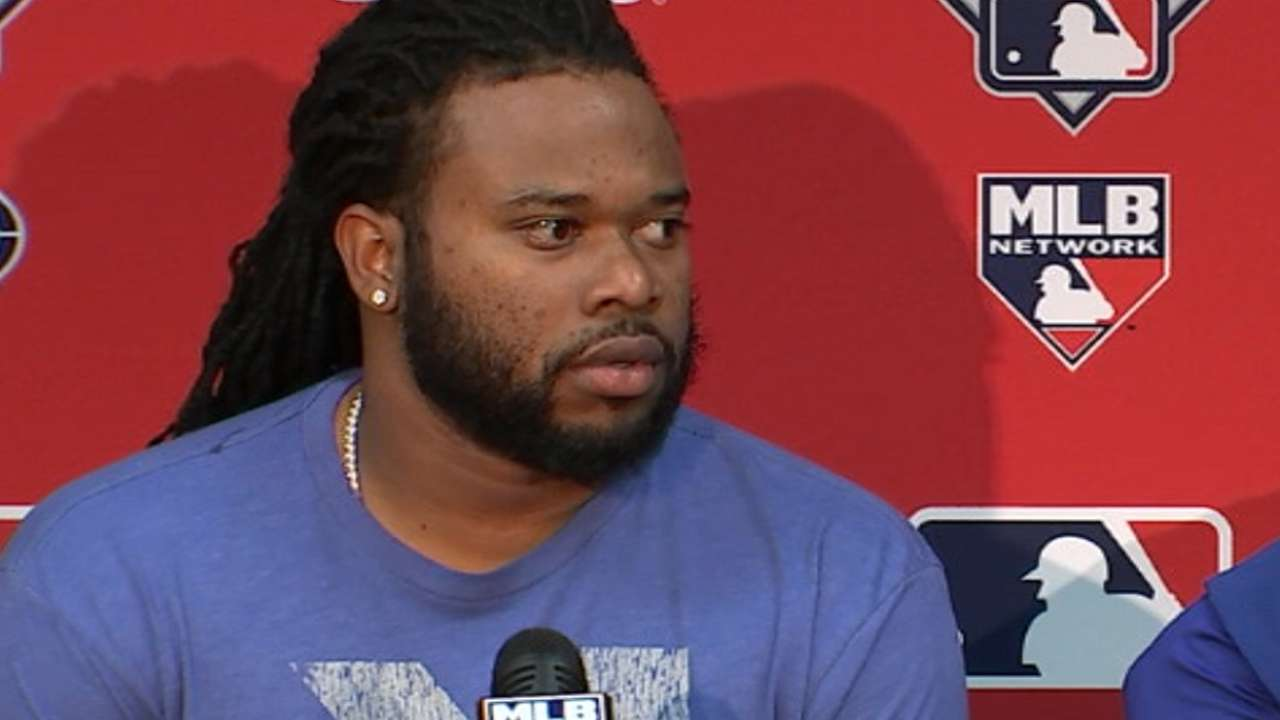 Cueto's struggles with Royals put firmly in the past