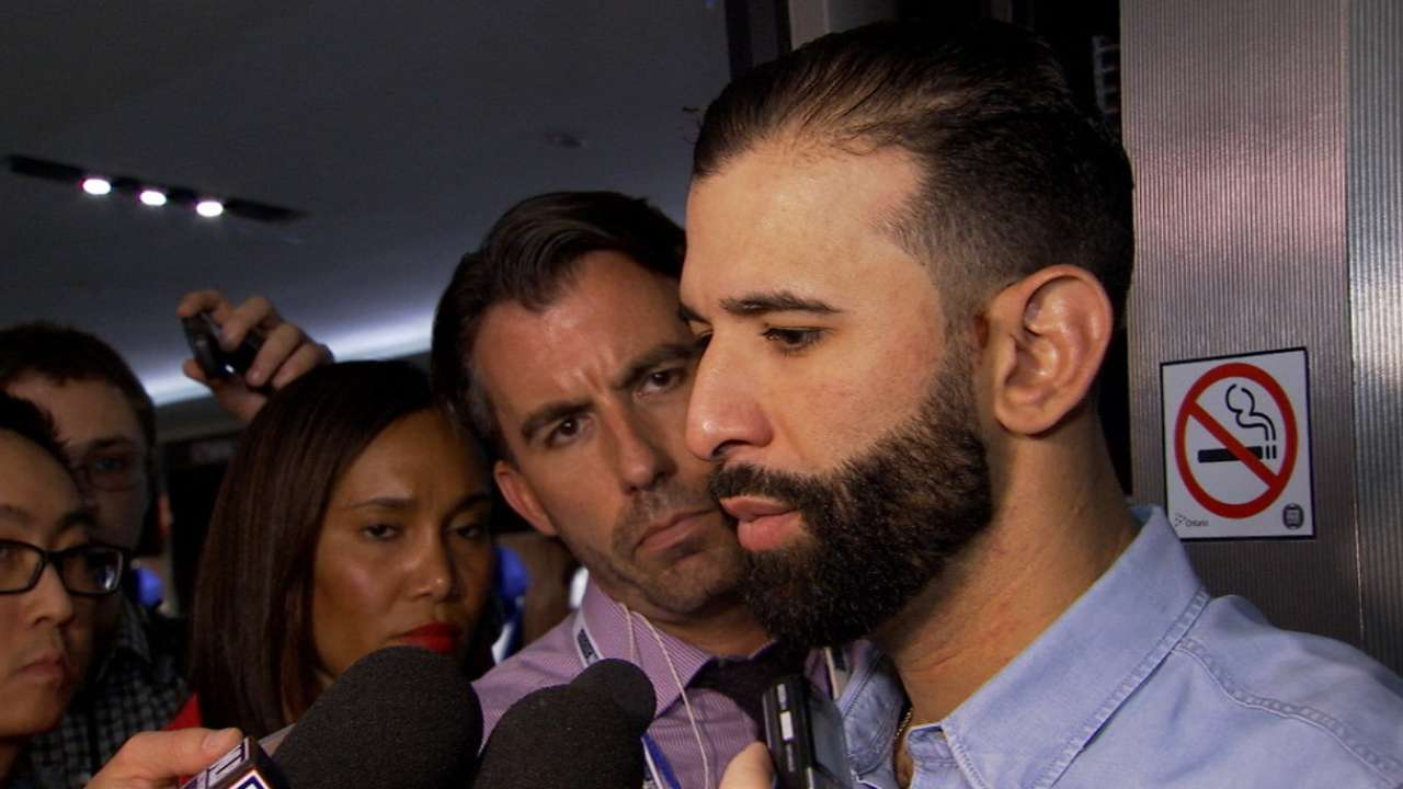 Gibbons, Bautista on injuries
