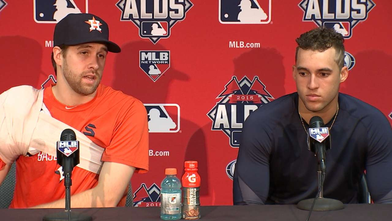 McHugh and Springer on 5-2 win