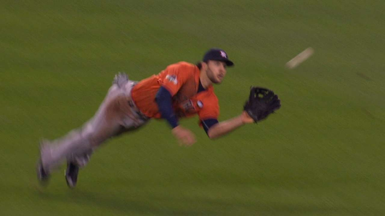 McHugh on Marisnick's catch