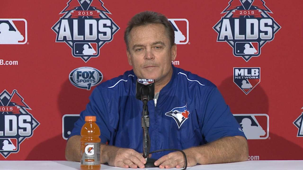 Beltre out; Donaldson, Bautista in lineup
