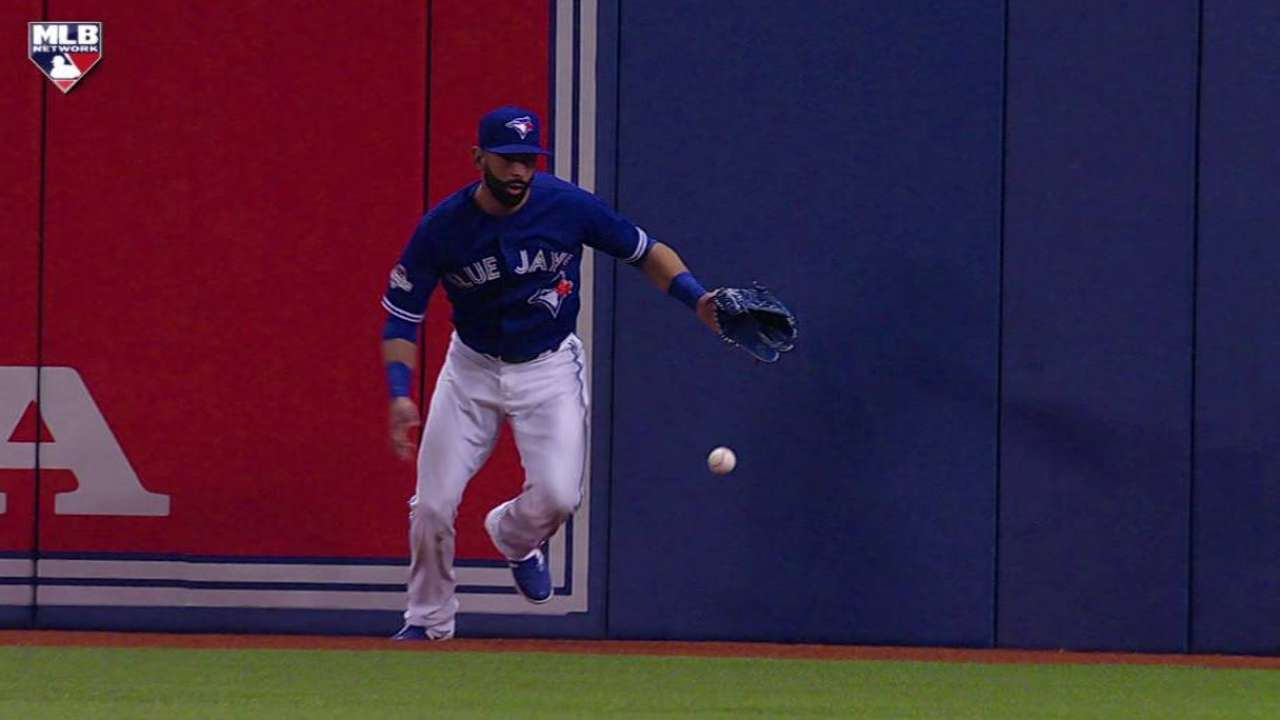 DeShields leads off with double
