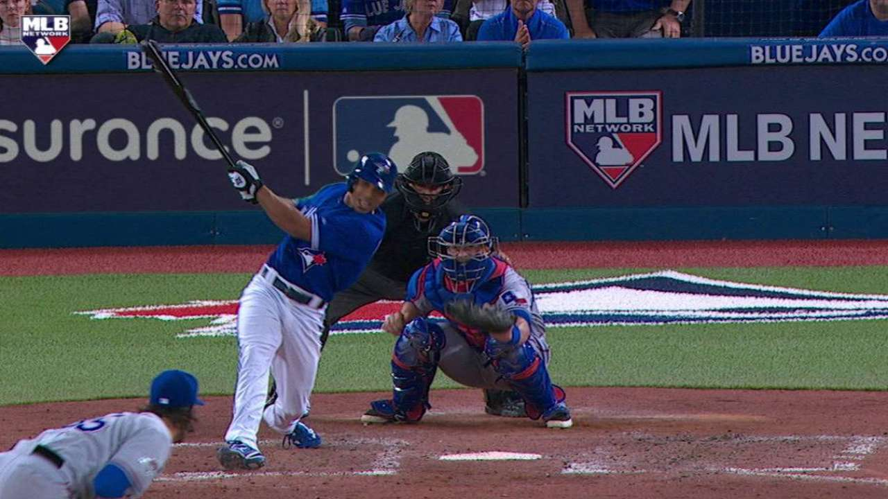 Blue Jays fall in 14, down 2-0 in ALDS