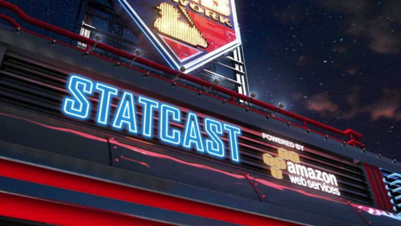Statcast looks at Stroman
